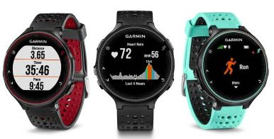 Colores disponibles Garmin Forerunner 235